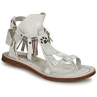 Shoes Women Sandals Airstep / A.S.98 RAMOS White / Iris