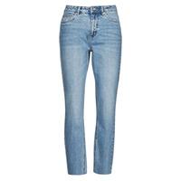 Clothing Women Slim jeans Vero Moda VMBRENDA Blue / Clear