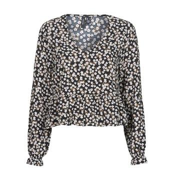 Clothing Women Tops / Blouses Vero Moda VMSALINA Black
