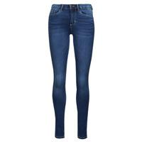 Clothing Women Slim jeans Only ONLROYAL Blue / Dark