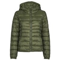 Clothing Women Duffel coats Only ONLTAHOE Kaki