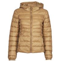 Clothing Women Duffel coats Only ONLTAHOE Brown