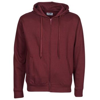 Clothing Men Sweaters Yurban PAVEL Bordeaux