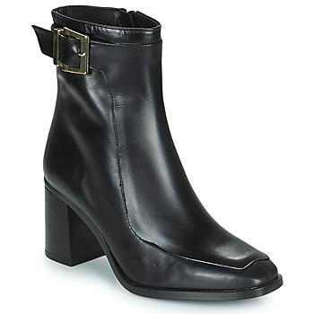 Shoes Women Ankle boots Fericelli PALAIS Black