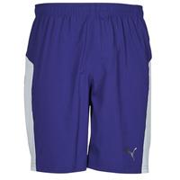 Clothing Men Shorts / Bermudas Puma WV RECY 9SHORT Blue / White