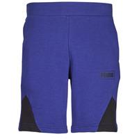 Clothing Men Shorts / Bermudas Puma RBL SHORTS Blue