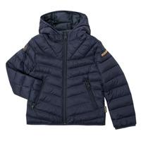 Clothing Boy Duffel coats Napapijri AERONS Marine