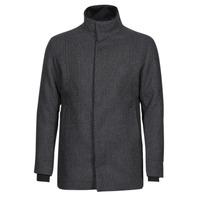 Clothing Men Coats Jack & Jones JJEDUNHAM Grey