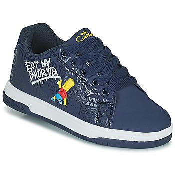 Shoes Children Wheeled shoes Heelys SPLIT Blue