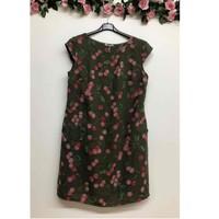 Clothing Women Short Dresses Fashion brands CERISIER-1533-KAKI Kaki