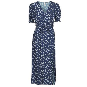 Clothing Women Short Dresses Fashion brands 11118-BLEU Marine