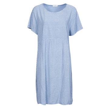 Clothing Women Short Dresses Fashion brands 2198Z-BLEU Kaki