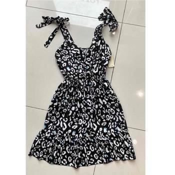 Clothing Women Short Dresses Fashion brands 5165-NOIR Black