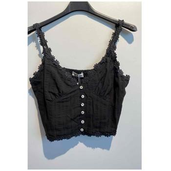Clothing Women Tops / Blouses Fashion brands 6133-BLACK Black