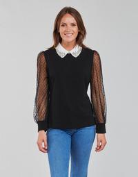 Clothing Women Tops / Blouses Moony Mood PACHAN Black