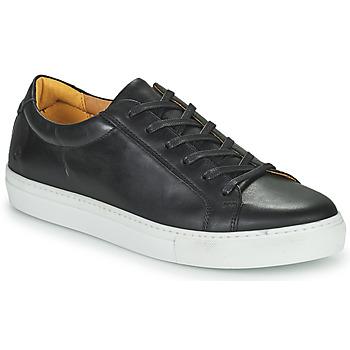 Shoes Men Low top trainers Carlington  Black