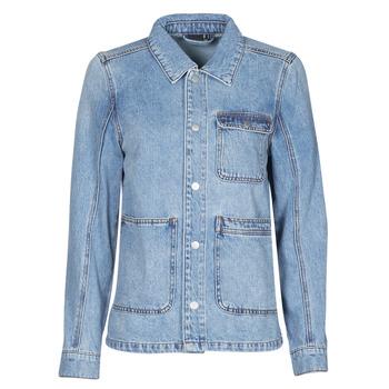 Clothing Women Denim jackets Vero Moda VMSMILLA Blue
