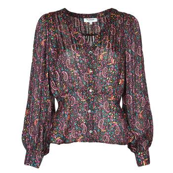 Clothing Women Tops / Blouses Morgan CODE Multicolour