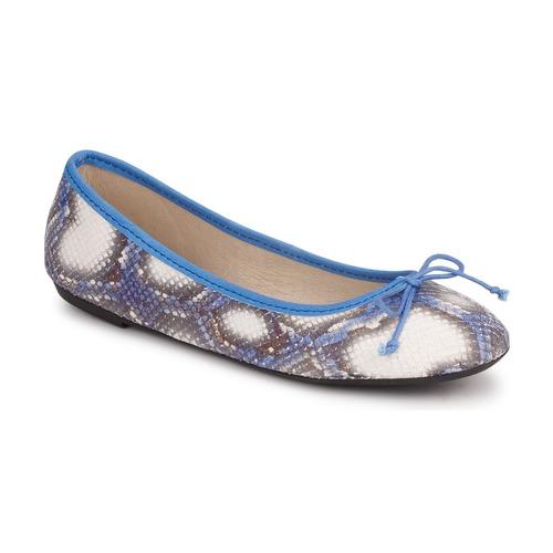 Shoes Women Flat shoes Koah GAME Blue