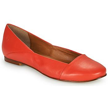 Shoes Women Flat shoes Casual Attitude PATTIA Red