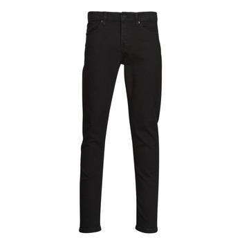 Clothing Men Slim jeans Only & Sons  ONSLOOM Black