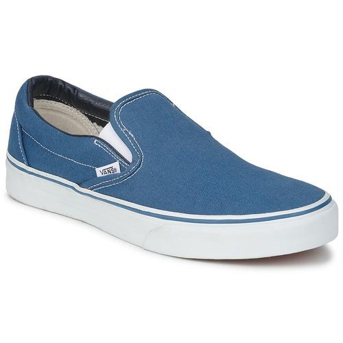 Shoes Slip-ons Vans CLASSIC SLIP ON Navy