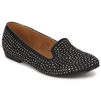 Shoes Women Flat shoes Buffalo DUKKE Black
