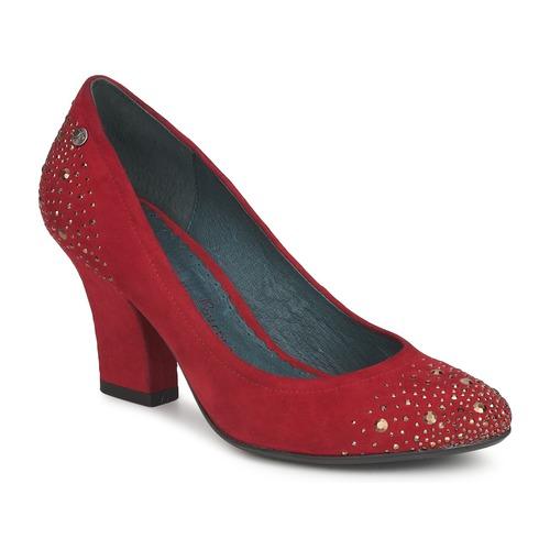 Shoes Women Heels Couleur Pourpre GEN Red