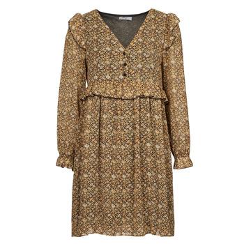 Clothing Women Short Dresses Betty London PIXONE Brown