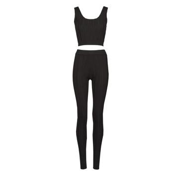 Clothing Women Tracksuits Yurban  Black