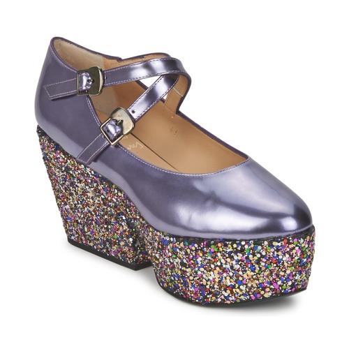 Shoes Women Heels Minna Parikka KIDE Purple / Multicolour