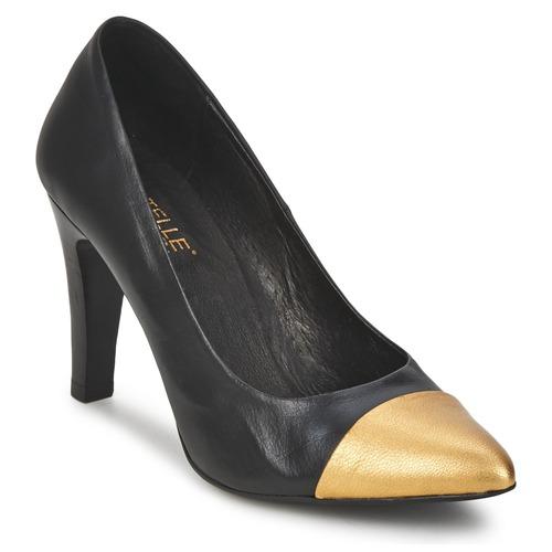 Shoes Women Heels Pastelle AMELINE Black