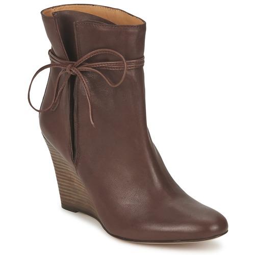 Shoes Women Ankle boots Atelier Voisin ORMENT Brin