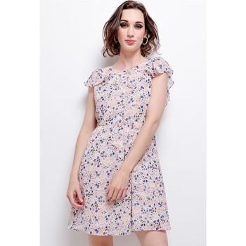 Clothing Women Short Dresses Fashion brands  Blue