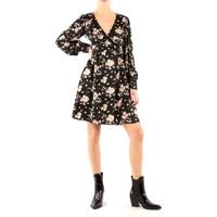 Clothing Women Short Dresses Fashion brands  Black