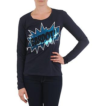 Clothing Women Long sleeved tee-shirts Brigitte Bardot BB43130 MARINE