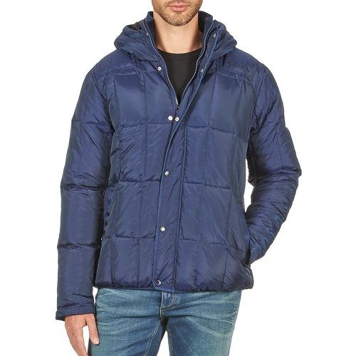 Clothing Men Duffel coats Bench QUOTA Blue