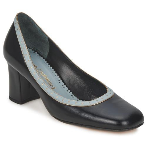 Shoes Women Heels Sarah Chofakian SHOE HAT Black / Et / Blue / Clear