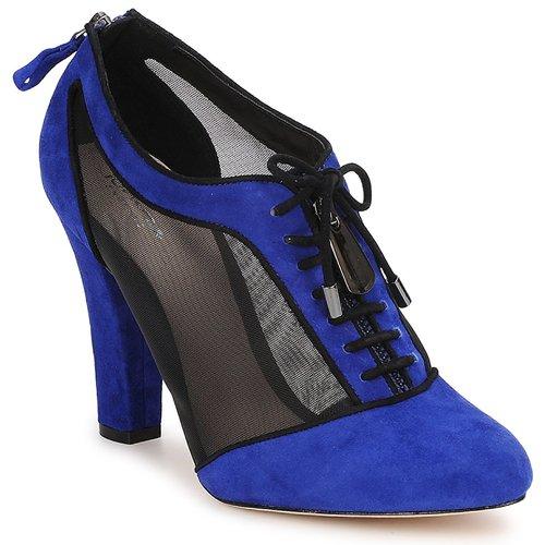 Shoes Women Shoe boots Bourne PHEOBE Blue