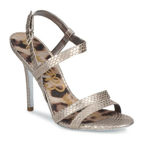Shoes Women Sandals Sam Edelman ABBOTT Silver