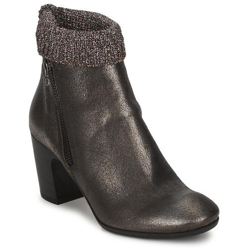 Shoes Women Ankle boots Fru.it SOLIU Metallic