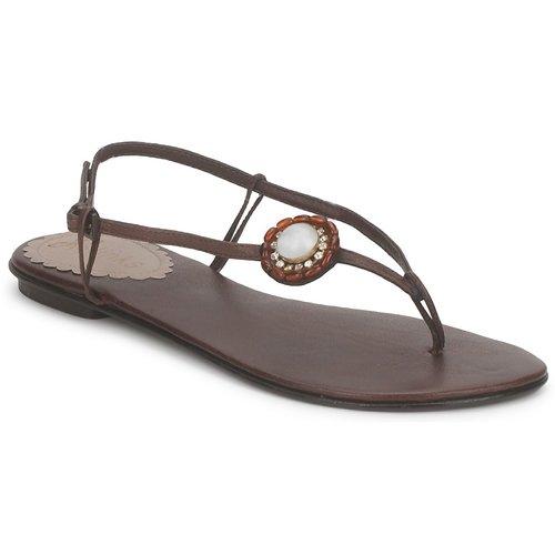 Shoes Women Sandals Slinks Katie Rose & Mowana Moon Chocolate