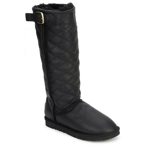 Shoes Women High boots Love From Australia HUNTER NAPPA  black / Nappa