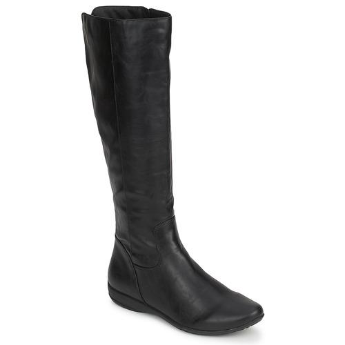 Shoes Women High boots Moony Mood GURLEN Black