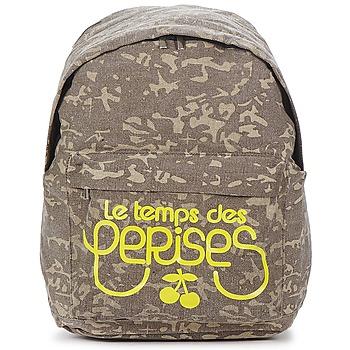 Bags Women Rucksacks Le Temps des Cerises HUNTER 1 KAKI