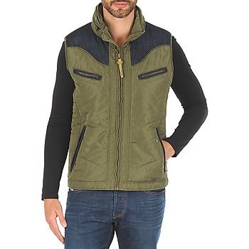 Clothing Men Duffel coats Diesel WEMIL JACKET KAKI