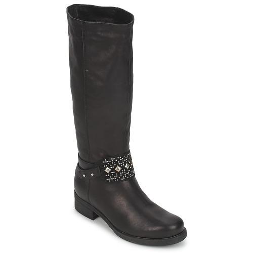Shoes Women High boots Janet&Janet VAN BRADNER Black