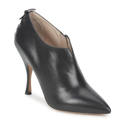 Shoes Women Shoe boots Marc Jacobs MALVA 10X57 Black