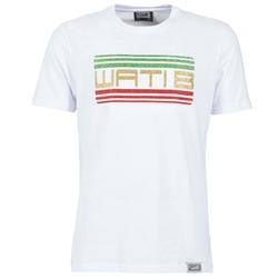 Clothing Men short-sleeved t-shirts Wati B TSPAIL White