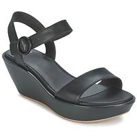 Shoes Women Sandals Camper DAMAS Black